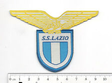 Italy Lazio soccer football club iron-on embroidered patch emblem applique tw
