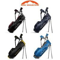 Sun Mountain 2019 Two - 5 Plus Ultra Light Golf Carry Stand Bag
