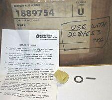 NOS Mopar 225 slant 6 distributor gear 1960-1987 2084653 Plymouth, Dodge, Truck