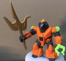 Battle Beasts - Hardtop Tortoise - #17 - Complete With Rub and Accessories