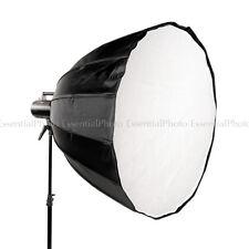 """120cm 47"""" Hexa Deep Para Parabolic Easy Open Studio Softbox Bowen S Fit Zeppelin"""
