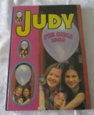 JUDY FOR GIRLS 1982 - Price Un-Clipped