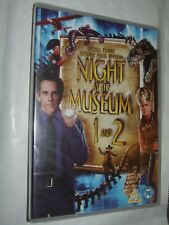 Night At The Museum / Night At The Museum 2 DVD NEW & SEALED