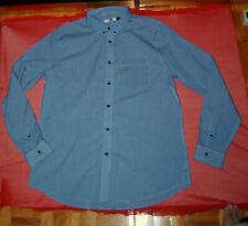 e1b7203c5623 Topman длинный рукав повседневные рубашки для мужчин | eBay