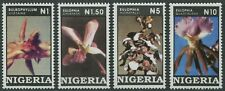 NIGERIA: ORCHIDS 1993 - MNH SET OF FOUR (G22-PB)