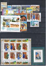 Azerbaijan Aserbaidschan MNH** 2004 Mi. 571-591 Complete Year Set