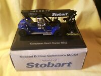 ATLAS EDITION - EDDIE STOBART LTD - KONECRANES REACH STACKER RS02 1.76 Railway
