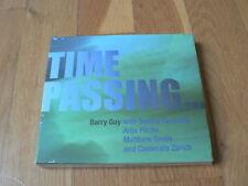 Barry Guy : Time Passing... - Yannatou, Pöche, Brook - CD Maya NEW