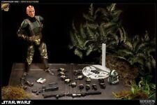 Star Wars Clone Wars Commander Gree 1/6 Sideshow Exclusive