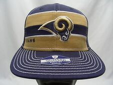 LOS ANGELES RAMS - NFL - REEBOK - RETRO - YOUTH SIZE STRETCH FIT BALL CAP HAT!