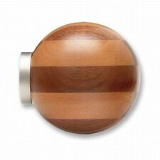 Kirsch CHECKERED BALL FINIALS Mix & Match #73296.999 for 1-3/8 Deco Rod/Poll