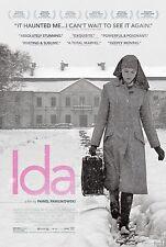 Ida (2013) Movie Poster (24x36) - Pawel Pawlikowski, Agata Kulesza NEW