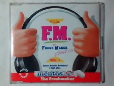 CD EP The fresh maker compilation MENTOS QUEEN RADIOHEAD ROXETTE SUPERGRASS