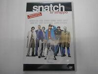 SNATCH LO STRAPPO -FILM IN DVD ORIGINALE-visitate il negozio COMPRO FUMETTI SHOP