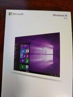 Microsoft Windows 10 Professional  Full Version with License key retail box