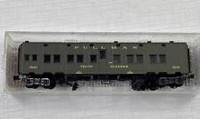N Scale Micro-Trains 116010.5 U.S. Office of Defense 50' Box Car Troop Sleeper