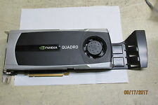 Nvidia Quadro 5000 2.5GB GDDR5 Graphics Video Card 0YMYKM