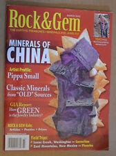 ROCK & GEM March 2010 magazine