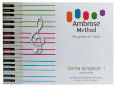 How to Play Easy Piano in one hour, Your 1st Music Book, Easy Piano Lessons
