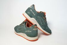 "Asics Tiger Gel Lyte III ""Outdoor Pack"" (Forest Green / Orange) 