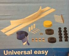 B&Q Universal Plumb Kit for Shower Trays seal strips brackets Adhesive Pads