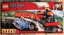 LEGO 4841 Harry Potter Hogwarts Express 2010, New In Sealed Box