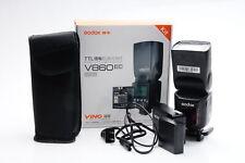 Godox VING V860IIC TTL Li-Ion Flash Kit for Canon Cameras #498