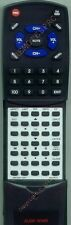 Replacement Remote for POLAROID TDX02610B, 845C45GF1XAPH, TLA04641C