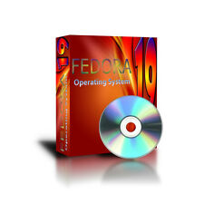 LATEST FEDORA LINUX Operating System to replace your  Windows XP Vista  DVDROM