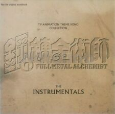Fullmetal Alchemist TV Animation Theme Song Collection The Instrumentals CD MIYA