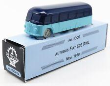 OFFICINA-942 ART1007A SCALA 1/76 FIAT 626 RNL AUTOBUS 1939 LIGHT BLUE BLUE