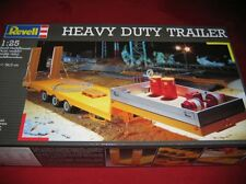 REVELL® 07533 1:25 HEAVY DUTY TRAILER NEU OVP