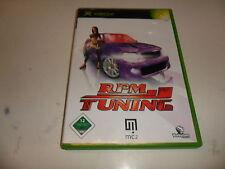 Xbox rpm Tuning