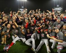 Boston Red Sox 2018 World Series Champions Team Celebration 8x10 Photo Baseball