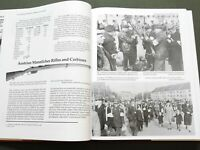 "SIGNED ""DESPERATE MEASURES"" GERMAN WW2 VOLKSSTURM RIFLE PISTOL REFERENCE BOOK"