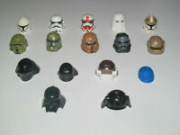Lego ® Casque Casquette Chapeau Minifig Star Wars Helmet Cap Choose Model NEW