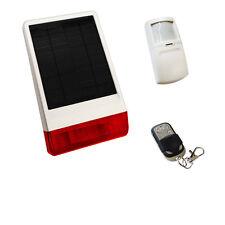 CastleGate Wireless Solar House Alarm Solution 1