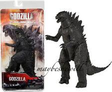 "NECA Godzilla Movie 2014 Version Collectible Action Figure 7"" Black Toy Gift"