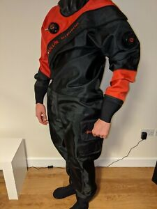 dry suit hollis btr 500 xl