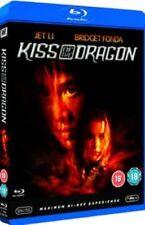Kiss of The Dragon 5039036029551 Blu-ray Region 2