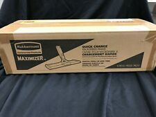 *** Box of 6 *** Rubbermaid 2018804 Maximizer Quick Change micofiber frame