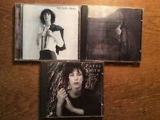 Patti Smith [3 CD Alben] Gone Again + Dream of Life + Horses