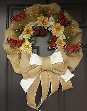 "20"" Wonderful Unique Handmade Wreath - Jennifer"
