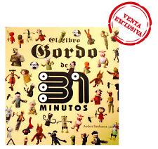 LIBRO GORDO DE 31 MINUTOS, POR: ANDRES SANHUEZA