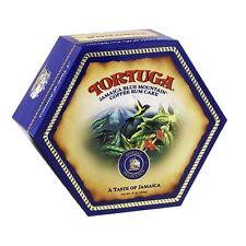 4 oz TORTUGA JAMAICA BLUE MOUNTAIN RUM CAKE