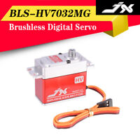 JX BLS-HV7032MG 30KG Large Torque High Voltage Digital Servo For RC Parts