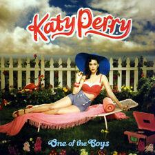Katy Perry - One of the Boys - (2008) CD Album
