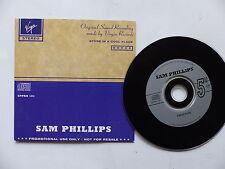 CD  single Promo SAM PHILLIPS I need love SPPRO 101