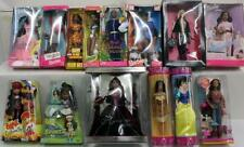 Lot of 14 Barbies and Other Items-Nba, Island Princess, Ponytails & More Nib, Nr