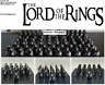 21 Pcs Minifigures Lord Of The Rings LOTR Orc Uruk-hai Kids Toy Building toys